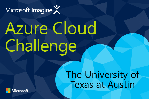 2016 Azure Cloud Challenge - The University of Texas at Austin