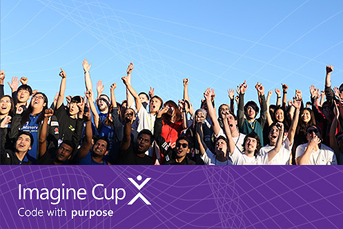 Imagine Cup Code with purpose