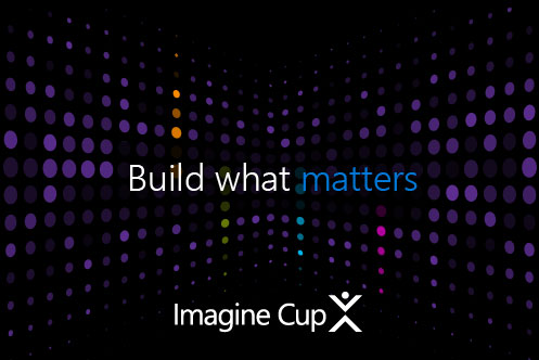 2020 Imagine Cup - Dream it. Build it. Live it.